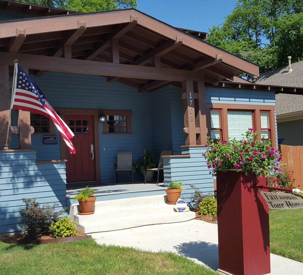 Fairmount Tour of Historic Homes through May 8 Get ticketshellip