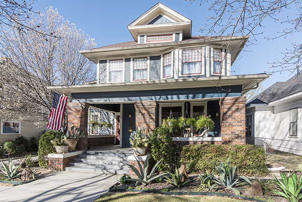 2016 Home Tour House