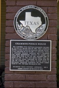 Registered Texas Historic Landmark Marker