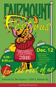 2016 Festivus poster